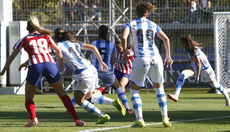 Temp. 19-20 | Real Sociedad - Atlético de Madrid Femenino | Charlyn