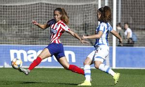 Temp. 19-20 | Real Sociedad - Atlético de Madrid Femenino | Laia