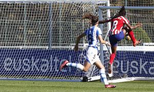 Temp. 19-20 | Real Sociedad - Atlético de Madrid Femenino | Ludmila