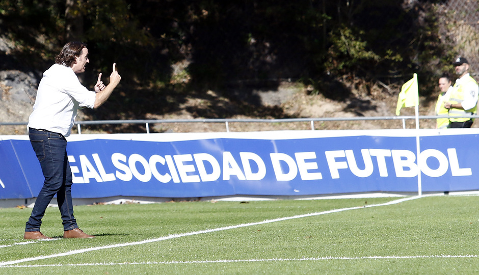 Temp. 19-20 | Real Sociedad - Atlético de Madrid Femenino | Pablo López