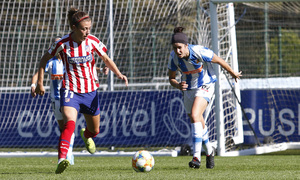 Temp. 19-20 | Real Sociedad - Atlético de Madrid Femenino | Menayo