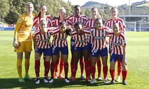 Temp. 19-20 | Real Sociedad - Atlético de Madrid Femenino | Once