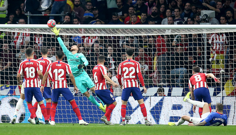 Temp. 19-20 | Real Sociedad - Atlético de Madrid Femenino | Oblak