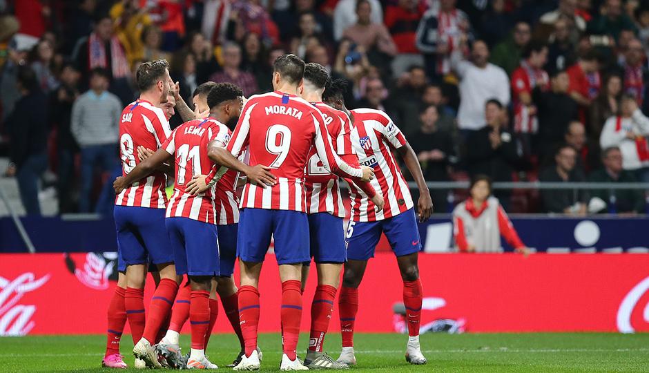 Temp. 19-20 | Atlético de Madrid - Athletic Club | Celebración