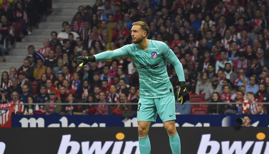 Temp. 19-20 | Atlético de Madrid - Athletic Club | Oblak