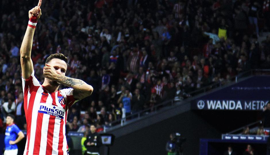 Temp. 19-20 | Atlético de Madrid - Athletic Club | Otra mirada | Saúl