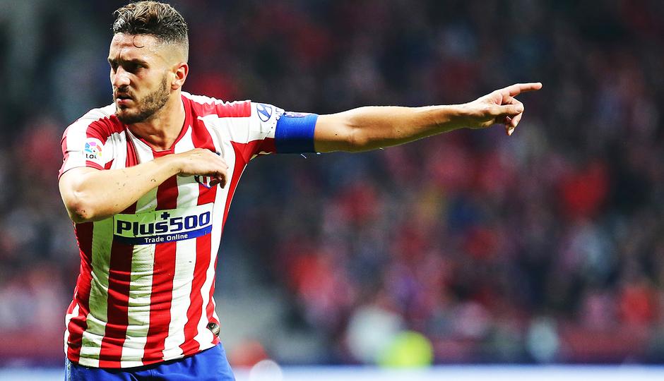 Temp. 19-20 | Atlético de Madrid - Athletic Club | Otra mirada | Koke