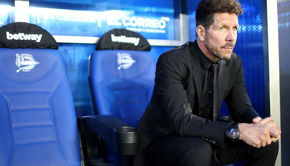 Temp. 19-20   Alavés-Atlético de Madrid   Simeone