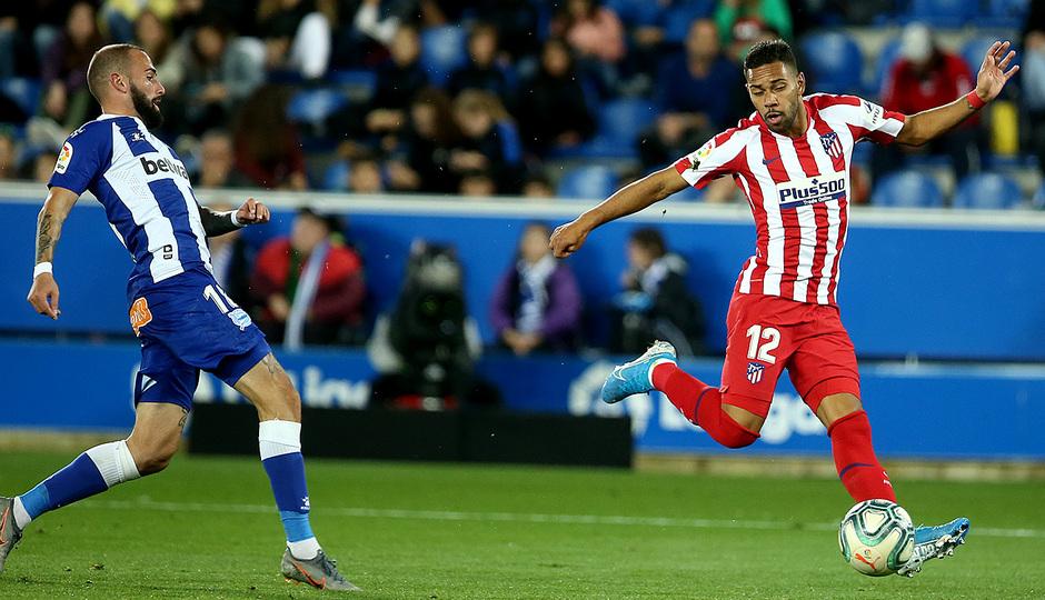 Temp. 19-20   Alavés-Atlético de Madrid   Lodi