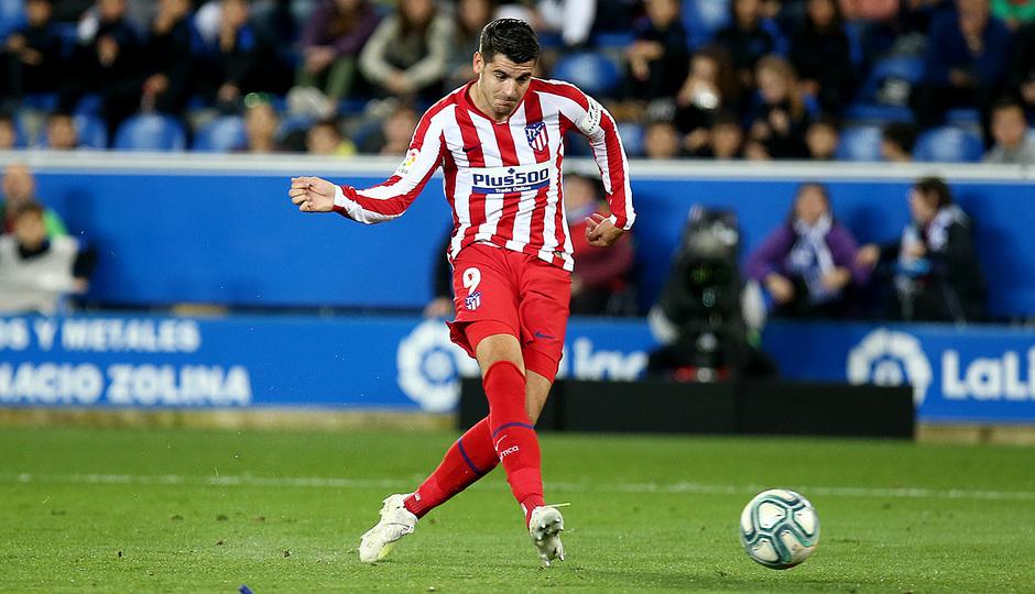Temp. 19-20   Alavés-Atlético de Madrid   Morata