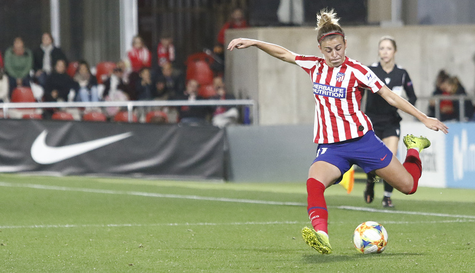 Temp. 19-20 | Atlético de Madrid Femenino-Manchester City | UWCL | Menayo