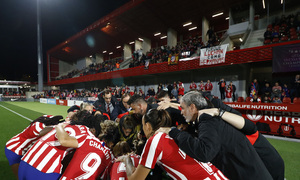 Temp. 19-20 | Atlético de Madrid Femenino-Manchester City | UWCL | Piña