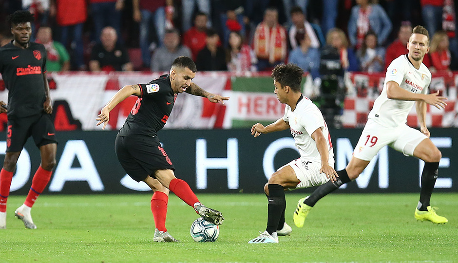 Temp. 19-20 | Sevilla - Atlético de Madrid | Correa