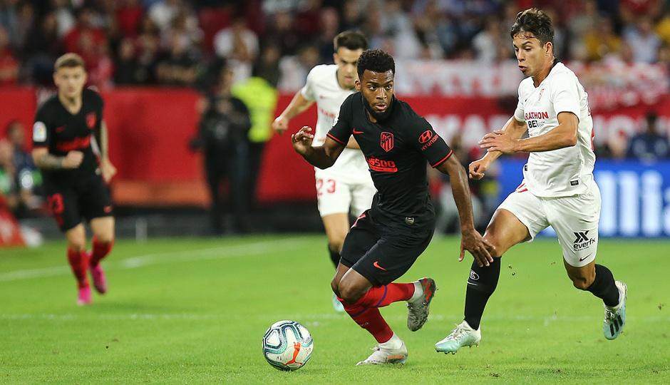 Temp. 19-20 | Sevilla - Atlético de Madrid | Lemar