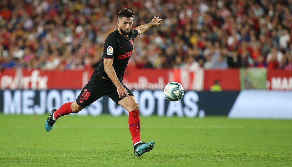 Temp. 19-20 | Sevilla - Atlético de Madrid | Felipe