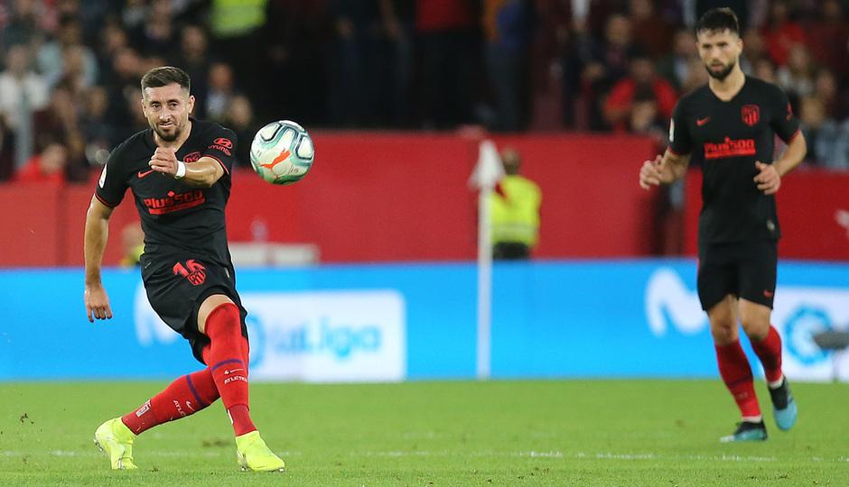 Temp. 19-20 | Sevilla - Atlético de Madrid | Herrera