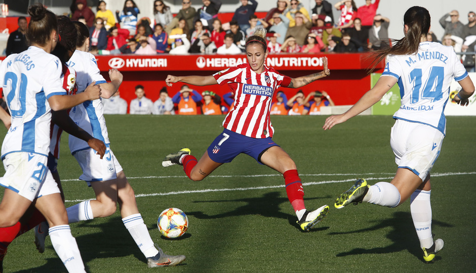 Temporada 19/20 | Atlético de Madrid Femenino - Deportivo Abanca | Sosa