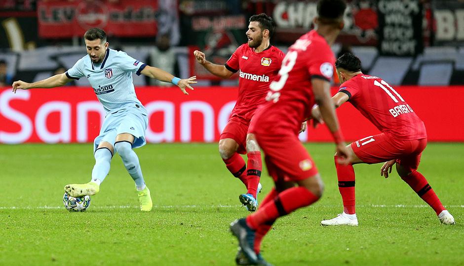 Temp. 19/20 | Bayer Leverkusen-Atlético de Madrid | Herrera
