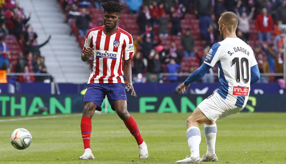 Temporada 19/20 | Atlético-Espanyol | Thomas