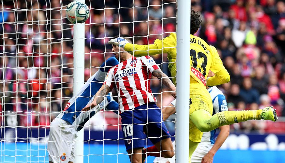 Temporada 19/20 | Atlético-Espanyol | Correa