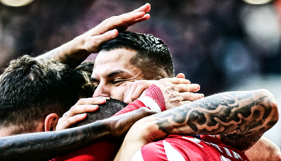 Temporada 19/20 | Atlético - Espanyol | La otra mirada | Vitolo