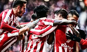 Temporada 19/20 | Atlético - Espanyol | La otra mirada | Celebración