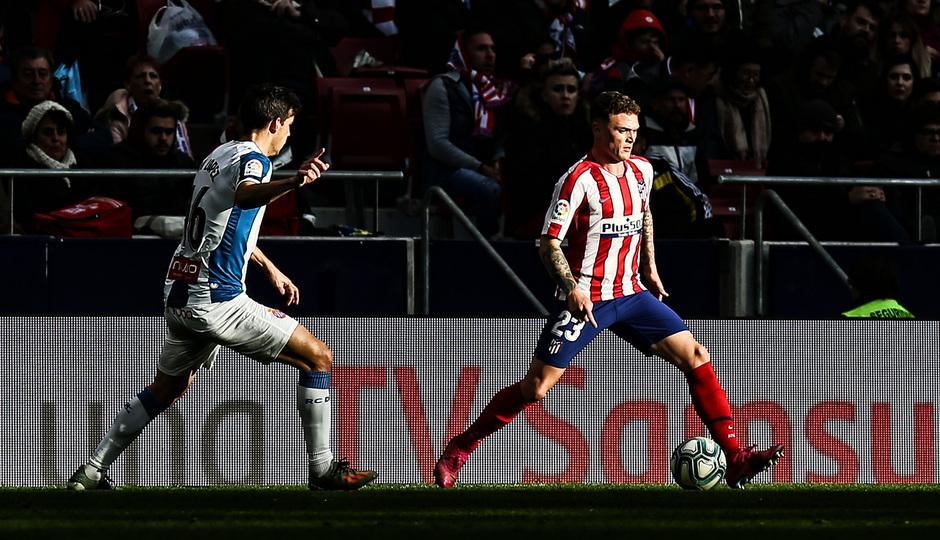 Temporada 19/20 | Atlético - Espanyol | La otra mirada | Trippier