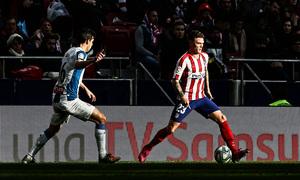 Temporada 19/20   Atlético - Espanyol   La otra mirada   Trippier