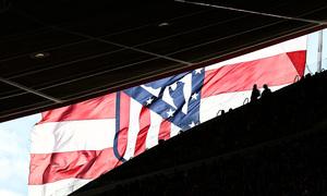 Temporada 19/20 | Atlético - Espanyol | La otra mirada | Bandera