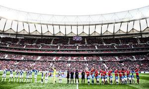 Temporada 19/20 | Atlético - Espanyol | La otra mirada | Salida