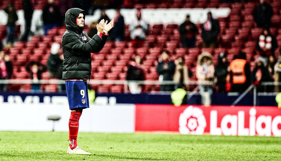 Temporada 19/20 | Atlético - Espanyol | La otra mirada | Morata
