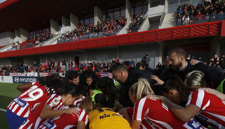 Temp 19/20 | Atlético de Madrid Femenino - Espanyol | Conjura