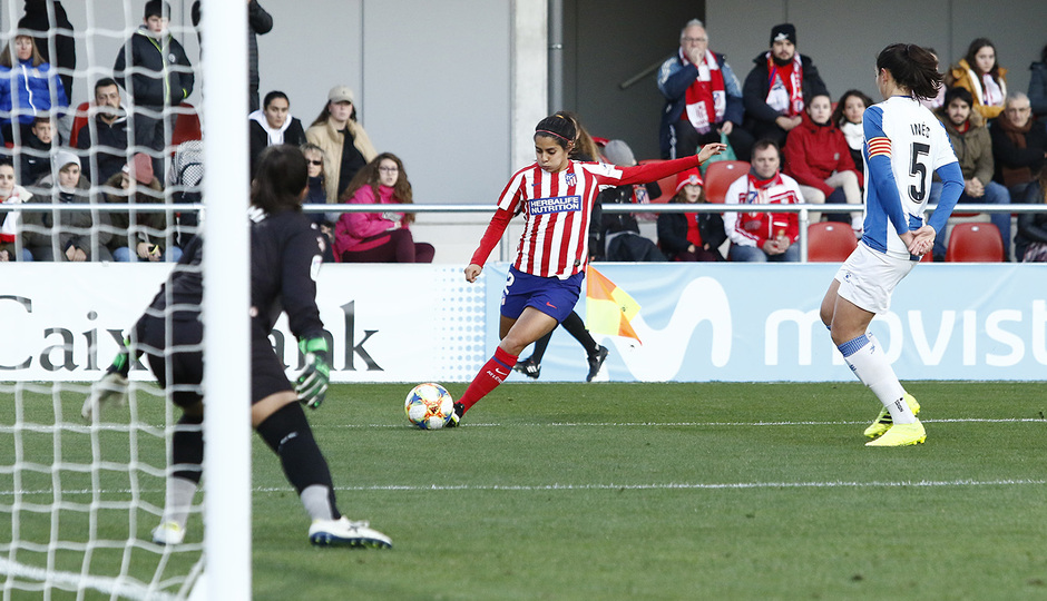 Temp 19/20 | Atlético de Madrid Femenino - Espanyol | Kenti