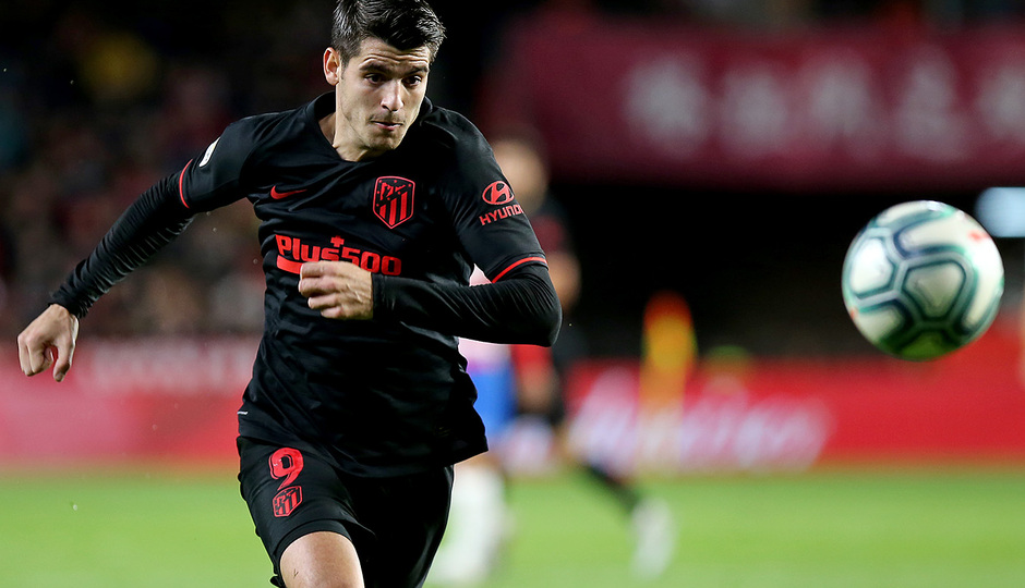 Temp 19/20 | Granada - Atlético de Madrid | Morata