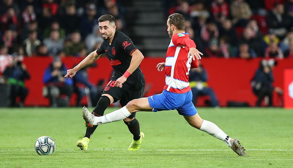 Temp 19/20 | Granada - Atlético de Madrid | Herrera