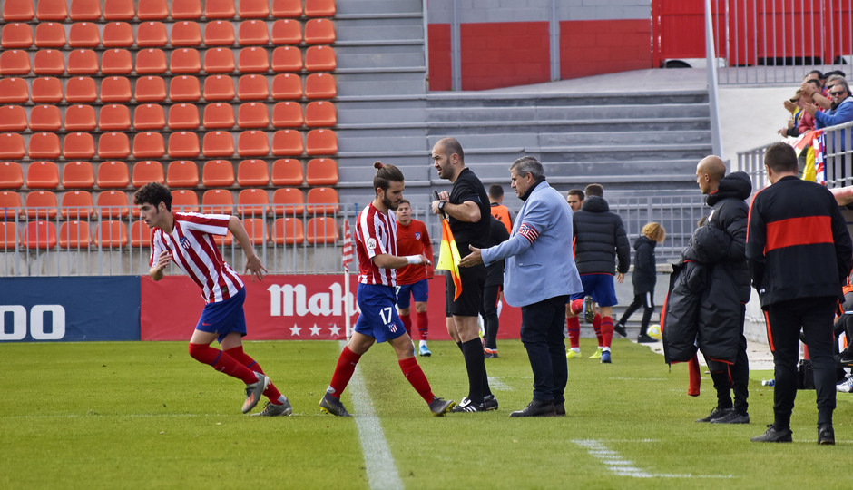 Temp 19/20 | Atlético de Madrid B - Inter |