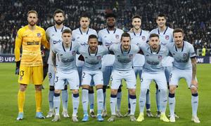 Temp. 19/20. Liga de Campeones. Juventus-Atlético de Madrid. Once