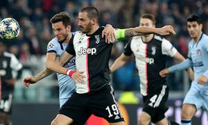 Temp. 19/20. Liga de Campeones. Juventus-Atlético de Madrid. Saúl