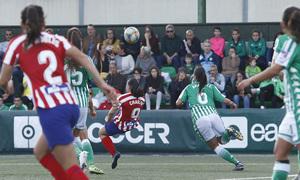 Temporada 19/20 | Atlético de Madrid Femenino - Betis | Charlyn