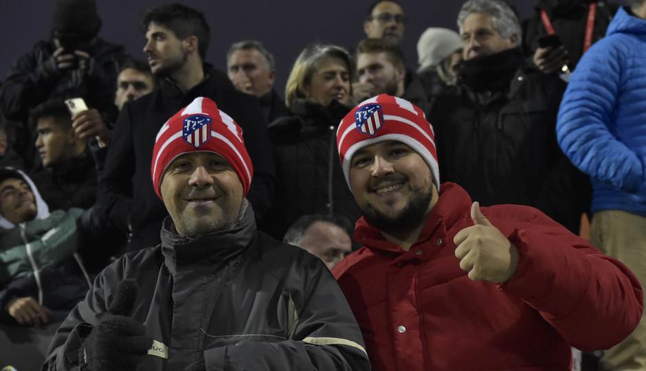 Temp. 2019-20 | Atlético de Madrid B - Castilla | Afición