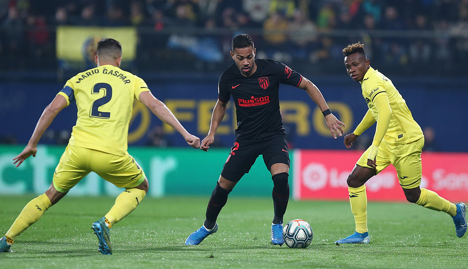 Temporada 19/20 | Villarreal - Atlético de Madrid | Renan Lodi