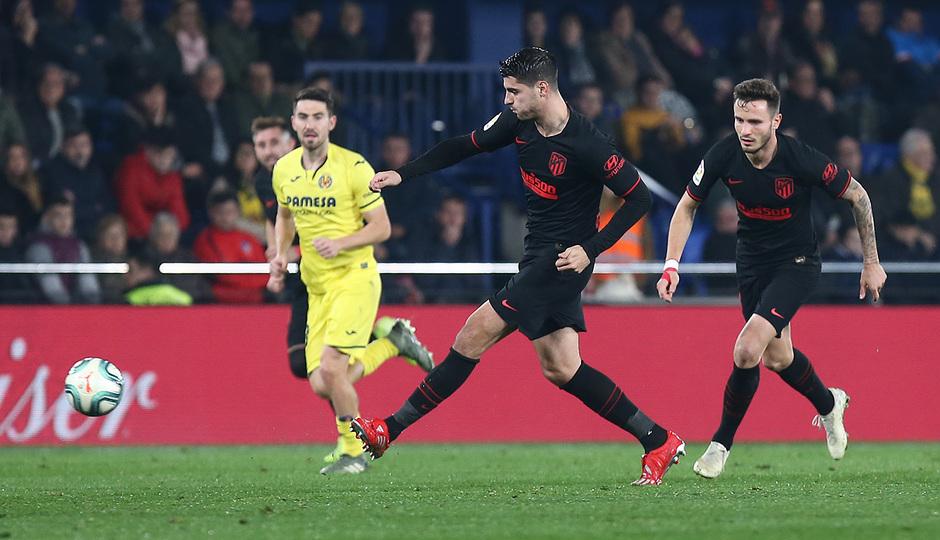 Temporada 19/20 | Villarreal - Atlético de Madrid | Morata