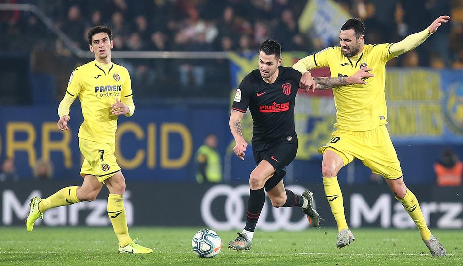 Temporada 19/20 | Villarreal - Atlético de Madrid | Vitolo