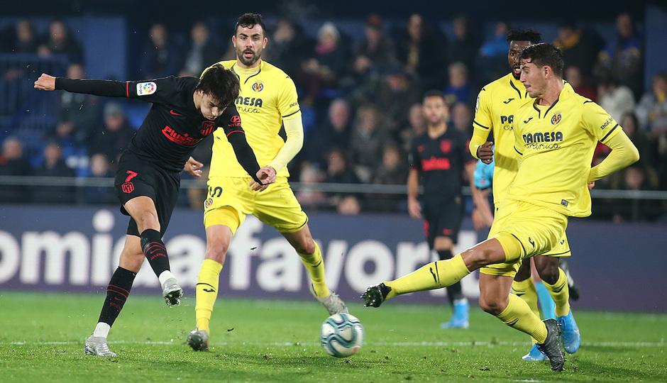 Temporada 19/20 | Villarreal - Atlético de Madrid | Joao Félix