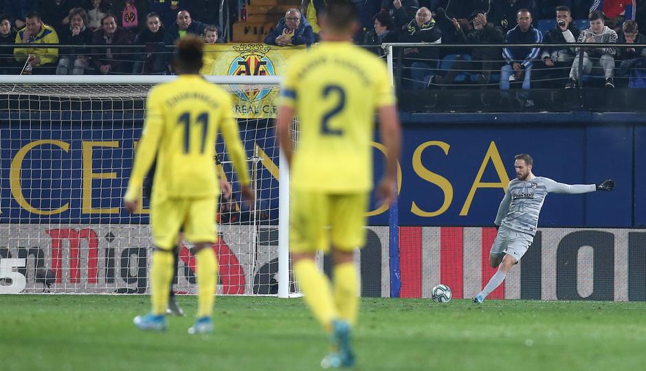 Temporada 19/20 | Villarreal - Atlético de Madrid | Oblak