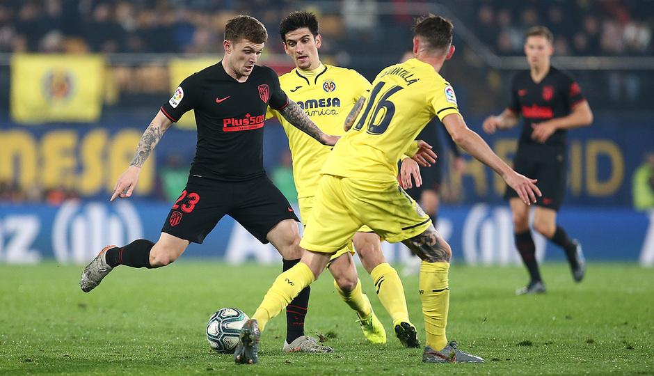 Temporada 19/20 | Villarreal - Atlético de Madrid | Trippier