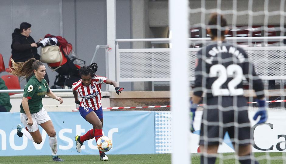 Temporada 19/20 | Atlético de Madrid Femenino - Athletic Club | Ludmila