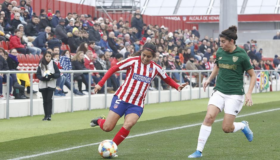 Temporada 19/20 | Atlético de Madrid Femenino - Athletic Club | Kenti