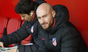 Temporada 19/20. Youth League. Atlético de Madrid Juvenil A - Lokomotiv. Carlos González