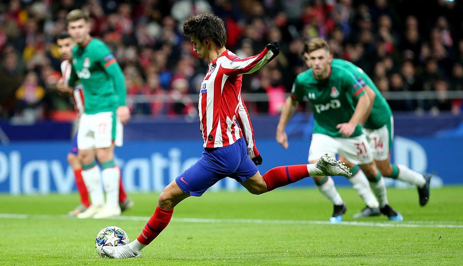 Temp. 19-20 | Atlético de Madrid - Lokomotiv | Joao Félix